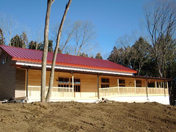 保育園 新築工事